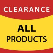 All Products in Clearance