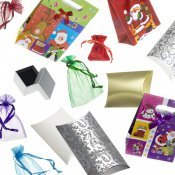 Christmas Bags and Packaging