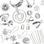 Sterling Silver Jewellery Findings