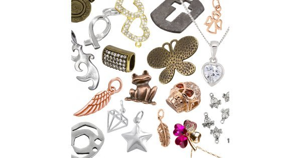 Pendants charms metal mozeypictures Gallery