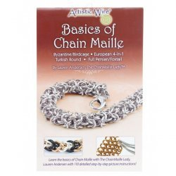 Basics of Chain Maille Book by Lauren Andersen