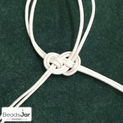 How to tie a Josephine Knot