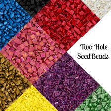 Two Hole Seed Beads Blog