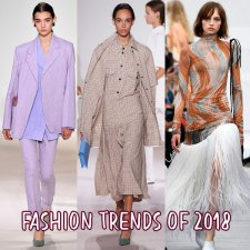 Fashion Trends of 2018