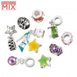 Large Hole Dangle Charm Pendant Beads - Random Mix PK10
