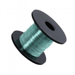 Ice Blue Jewellery Copper Craft Wire 0.20mm 175 Metres