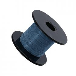 Opaque Blue Jewellery Copper Craft Wire 0.20mm 175 Metres