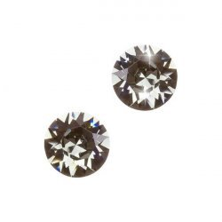 Swarovski 1088 Crystal Chatons Black Diamond F 10mm PK2