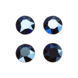 Swarovski 1088 Chatons Crystal Metallic Blue F 8mm PK4