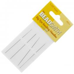 Beadsmith Big Eye Beading Needles 2.125