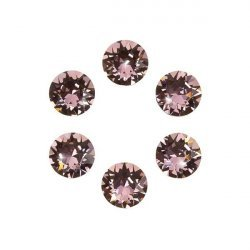 Swarovski 1088 Chatons Crystal Antique Pink F 6mm PK6