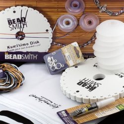 Beadsmith Kumihimo Braiding Jewellery Kit For Beginners