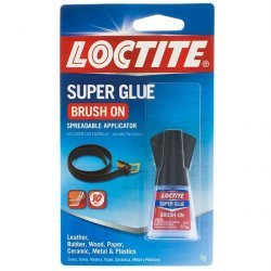 Loctite Jewellery Making Super Glue - Brush On - 5g
