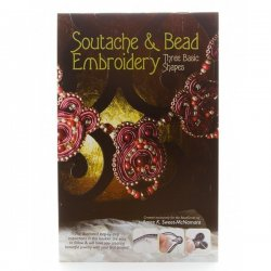 Beadsmith Soutache & Bead Embroidery Book