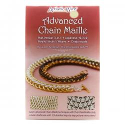 Advanced Chain Maille Book by Lauren Andersen