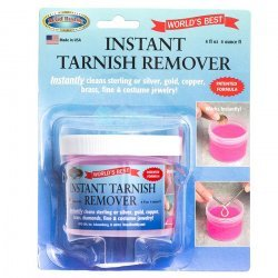 Bead Buddy Instant Tarnish Remover Clean Jewellery 4oz