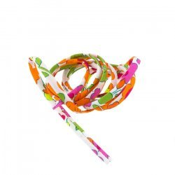Liberty of London Orange Print 4mm Ribbon Cord Betsy Z