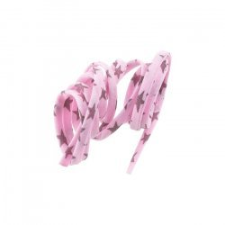 Liberty of London Pink Print 4mm Ribbon Cord Etoiles 1m