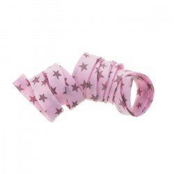 Liberty of London Pink Etoiles (10mm) Bias Ribbon - 1m