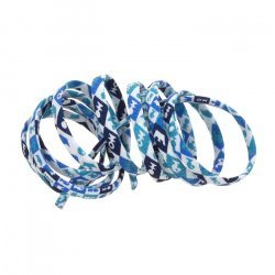 Liberty of London Blue Print 4mm Ribbon Cord Checkmate