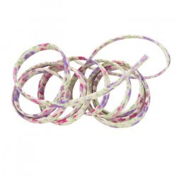 Liberty of London Phoebe K Lilac (4mm) Ribbon Cord - 1m