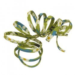 Liberty of London Green Mitsi C (4mm) Ribbon Cord - 1m
