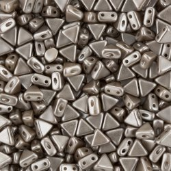 Kheops® Par Puca® Beads Pastel Light Brown Coco 6mm 9g