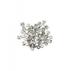 True2™ Fire Polished Beads 2mm Crystal Labrador (PK50)