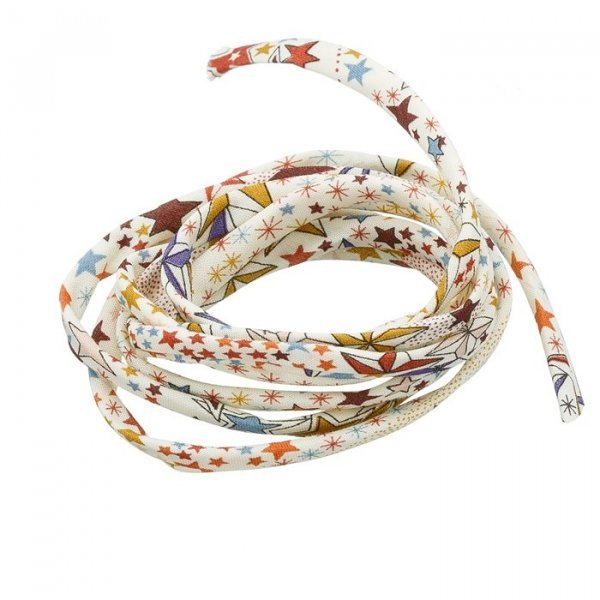 Liberty of London 4mm Ribbon Adelajda C Print Cord 1m