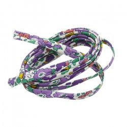 Liberty of London Betsy Ann A Violet 4mm Ribbon Cord 1m