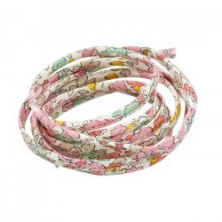 Liberty of London Betsy Ann D Sweet Pink 4mm Ribbon 1m