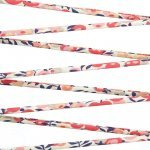 Liberty of London 4mm Ribbon Wiltshire D Sweet Pea 1m