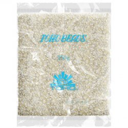 Toho Wholesale 3/0 Seed Beads Silver Lined Crystal 250g