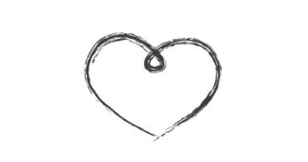 Rose Gold Vermeil 13mm Flat Heart Charm With 5mm Loop Pack of 1 D64//9