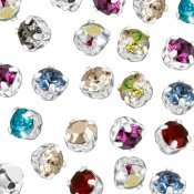 Swarovski 53200 Crystal Chaton Montees