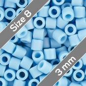 Size 8 Delica Beads (3mm)