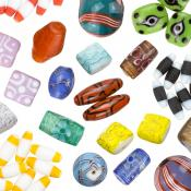 Ethnic Glass Beads