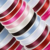 Satin Double Sided Ribbon